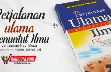perjalanan-para-ulama-menuntut-ilmu